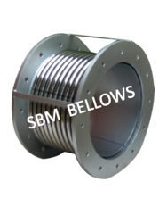 High Temperature Bellows from SBM BELLOWS