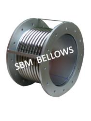 High Temperature Bellows from SBM BELLOWS