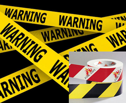 Warning and Special offer Tape supplier in UAE from ABKO INDUSTRIES CO. LLC