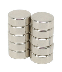 10 X 4mm Neodymium Disc Magnet in uae from WORLD WIDE DISTRIBUTION FZE