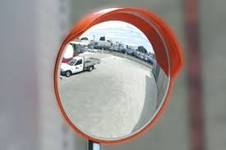 Convex Mirror Supplier in UAE from SPARK TECHNICAL SUPPLIES FZE