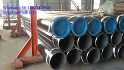 SEAMLESS CARBON STEEL PIPE from HEBEI ABTER STEEL PIPE CO.,LTD