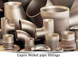 Cupro Nickel Pipe Fittings from SHUBHAM ENTERPRISE