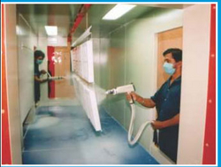 Powder coating  from RAJ SYSTEM PVT LTD