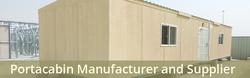 Portacabin supplier in UAE from GHOSH METAL INDUSTRIES LLC