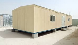 Portacabin in Oman from GHOSH METAL INDUSTRIES LLC