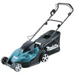MAKITA BLM430RD CORDLESS LAWN MOWER from AL TOWAR OASIS TRADING