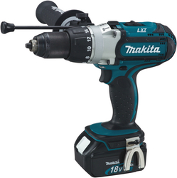 MAKITA BHP451RFE CORDLESS PERCUSSION DRIVER DRILL from AL TOWAR OASIS TRADING