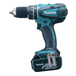 MAKITA BHP456RFE CORDLESS PERCUSSION DRIVER DRILL from AL TOWAR OASIS TRADING
