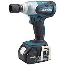 MAKITA BTW251RFE/SHE/Z CORDLESS IMPACT WRENCH from AL TOWAR OASIS TRADING