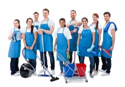 Cleaning services from MASS SECURITY SERVICES L.L.C