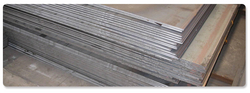 ABREX 500 ABRASION RESISTANT STEEL PLATES from OM TUBES & FITTING INDUSTRIES