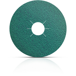 ZIRCONIUM FIBER DISC METAL GRINDING  from AL TAHER CHEMICALS TRADING LLC.