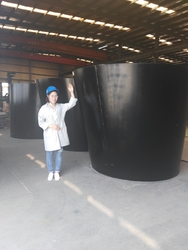 Big size butt welded pipe fittingsCON. ECCENTRIC Reducer from HEBEI FOCUS PIPING CO.LTD.