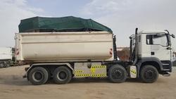 Green Net heavy duty Tarpaulins for Trailers in UAE