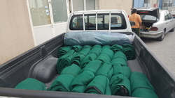 Shade Net Fabrication in UAE