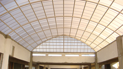 Color Polycarbonate Sheet from SABIN PLASTIC INDUSTRIES LLC