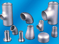Carbon & Alloy Steel Buttweld Fittings from KALPATARU METAL & ALLOYS