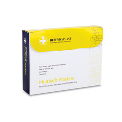 Dependaplast Multisoft Plasters from ARASCA MEDICAL EQUIPMENT TRADING LLC