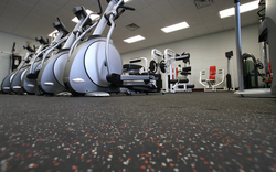 GYM FLOORING IN ABUDHABI, UAE from ZAYAANCO