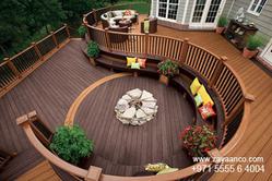 Wooden Plastic Compound Specialist in Abudhabi, UAE from ZAYAANCO