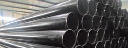 ERW Black Steel Pipes, Tubes In Kuwait from STEELMET INDUSTRIES