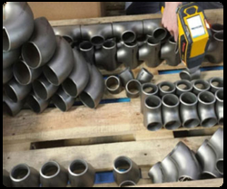ASTM A420 WPL6 Low Temp. Fittings In Kuwait from STEELMET INDUSTRIES