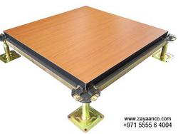 Internal Raised Access Flooring Manufacture in Dubai, UAE from ZAYAANCO