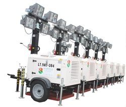 LIGTING TOWER HIRE from RTS CONSTRUCTION EQUIPMENT RENTAL L.L.C