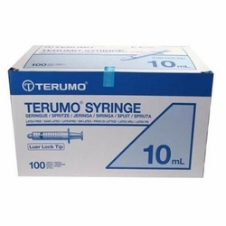 Terumo 10ml Syringe 21Gx 1 ½'' from AVENSIA GENERAL TRADING LLC