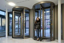 Aluminium Doors and windows by Maxwell Automatic Doors Co LLC Post box 8516 Mussafah 43 Abu Dhabi – UAE Tel: +971 2 5515774 Mobile: +971 50 4405076 Email: Estimation@maxwelldoors.com www.maxwelldoors.com from MAXWELL AUTOMATIC DOORS CO LLC