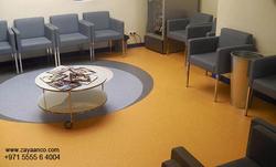 Satin Flooring Specialist in Dubai, UAE from ZAYAANCO