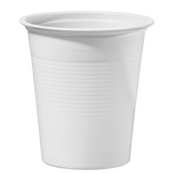 Disposable Cups (Plastic) 6oz (1X1000) from AVENSIA GENERAL TRADING LLC