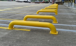 Wheel Guide for Loading Bay supplier in UAE from SPARK TECHNICAL SUPPLIES FZE