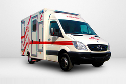 Medical Ambulances from NAFFCO - NATIONAL FIRE FIGHTING MANUFACTURING FZ