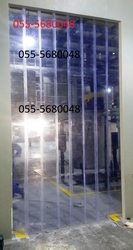 ANTI STATIC PVC CURTAINS from DOORS & SHADE SYSTEMS