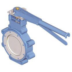WKM DYNACENTRIC Butterfly Valve from WORLD WIDE DISTRIBUTION FZE
