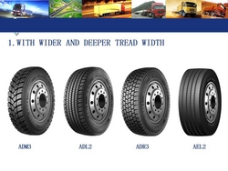 TYRE DEALERS EQT & SUPPLIES IN UAE from ABBAR GROUP FZC / AL MOUJ AL ABYADH