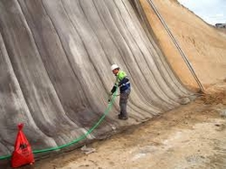 Concrete Cement Cloth Roll CANVAS Composite Mats Fabric Geotextile Geo-textiles Fire Escape Evacuation Chute Suppliers, Exporters, Dealers, Traders in Middle East, Dubai, Abu Dhabi, UAE, Syria, RAK, Oman, Saudi, Yemen, Africa, Iraq, Tunisia, Baku, Afghani from CHAMPIONS ENERGY, FENCE FENCING SUPPLIERS UAE, WWW.CHAMPIONS123.COM