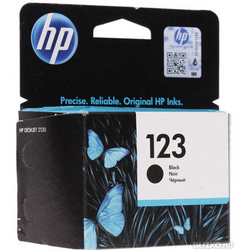 HP Cartridge 123 Color from AVENSIA GENERAL TRADING LLC