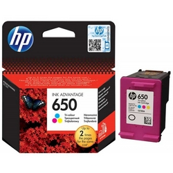 HP Cartridge (650-COLOR)  from AVENSIA GENERAL TRADING LLC