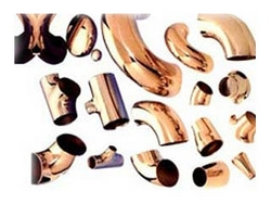 Copper Alloy Buttweld Fittings from AAKASH STEEL