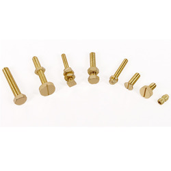 Brass Bolts from PEARL OVERSEAS