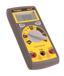MARTINDALE MM39 STANDARD DIGITAL MULTIMETER - AUTO RANGING  from AL TOWAR OASIS TRADING