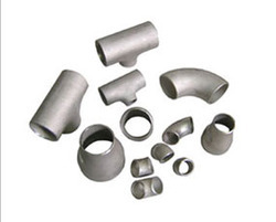 Duplex Steel Butt Weld Fittings from STEEL FAB INDIA