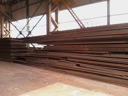 Alloy Steel Plates from STEEL FAB INDIA