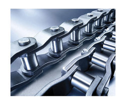 Crank Link Type Chain In Abu Dhabi from B. V. TRANSMISSION INDUSTRIES