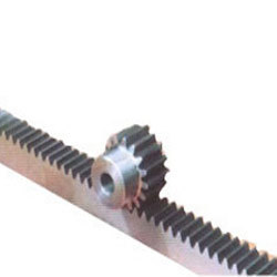 Rack & Pinion from B. V. TRANSMISSION INDUSTRIES
