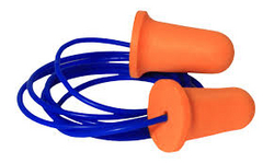 Ear Plugs with cord and w/o cord from REUNION SAFETY EQUIPMENT TRADING