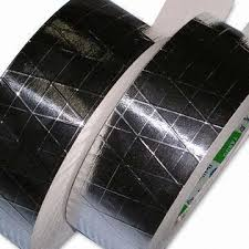 Reinforced Aluminum Tape  from AIPL TAPES INDUSTRY LLC